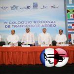 JAC E IDAC CELEBRAN CON ÉXITO IV COLOQUIO REGIONAL DE TRANSPORTE AÉREO